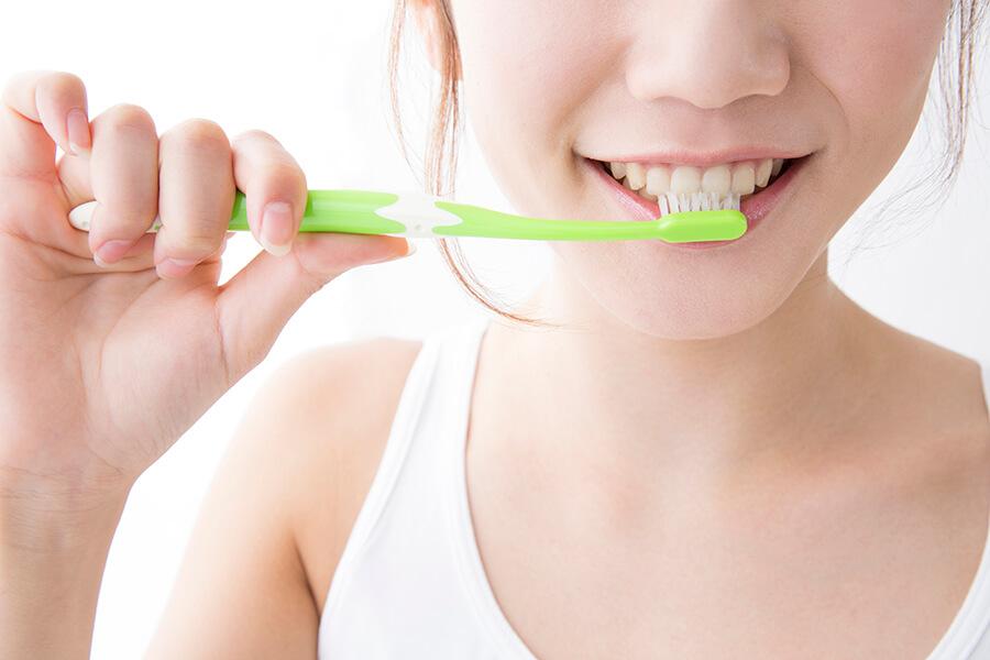 むし歯予防の大事なこと