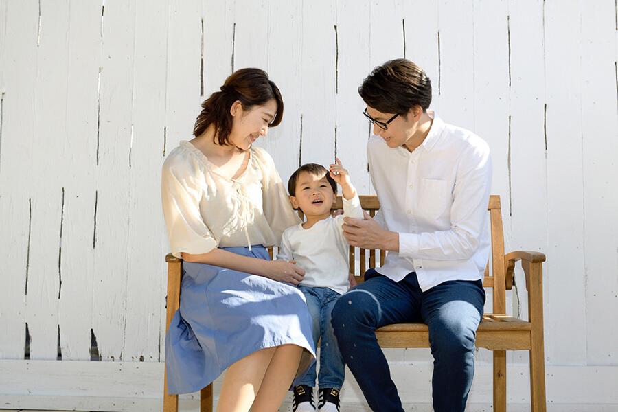 お口の健康を守るには、ご家族一緒に取り組むことが大切です。