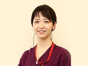 副院長 歯科医師 前野 孝枝