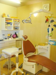 1F 個室診療室(ユニット1台)